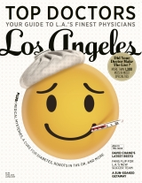 Dr. Ambardar named a Top Doctor by Los Angeles Magazine in 2018